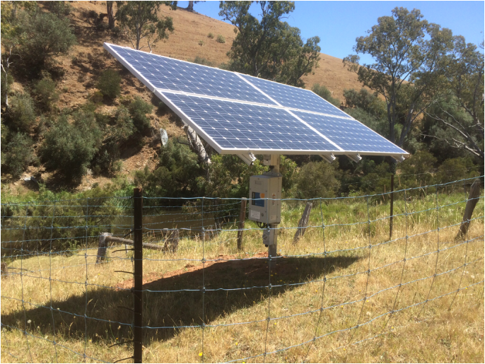 top solar powered pumps
