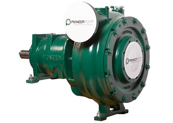 top dewatering pump